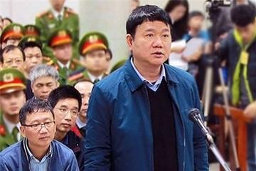 Ngày 19-3, bị cáo Đinh La Thăng và đồng phạm hầu tòa ở vụ án thứ hai