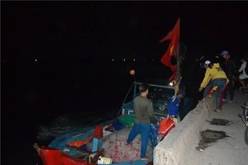 Ngư dân Lý Sơn