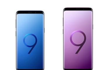 Chân dung bộ đôi 'siêu phẩm' Galaxy S9 và S9+ vừa trình làng của Samsung