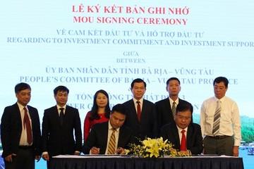 8.700 tỷ đồng vốn đầu tư vào Bà Rịa - Vũng Tàu