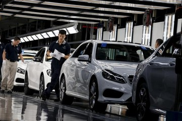 Daimler và BAIC rót 1,9 tỉ USD vào nhà máy Mercedes-Benz ở Trung Quốc