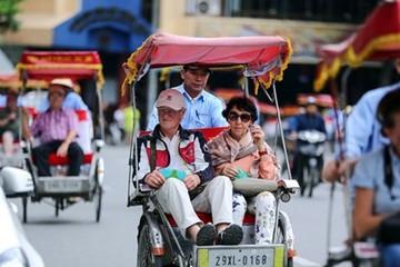 Hơn 2,8 triệu lượt khách quốc tế đến Việt Nam 2 tháng đầu năm