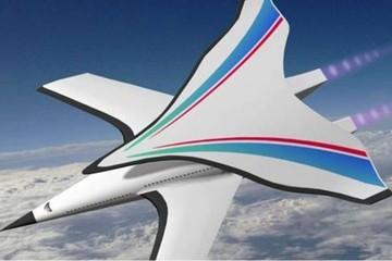 Trung Quốc thử thành công máy bay siêu âm có vận tốc hơn 9.000 km/h