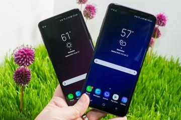 Samsung cho đổi iPhone X lấy Galaxy S9/S9+