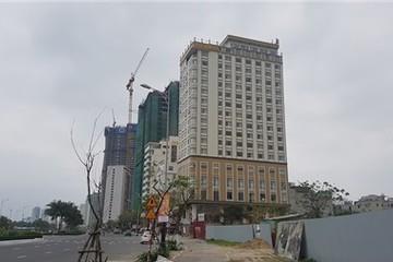 Khách sạn 7 Seven Sea xây vượt tầng trái phép
