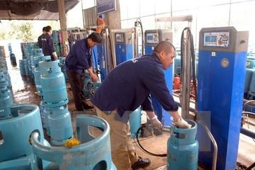 Thành phố Hồ Chí Minh: Giá gas giảm 13.000 đồng mỗi bình 12kg