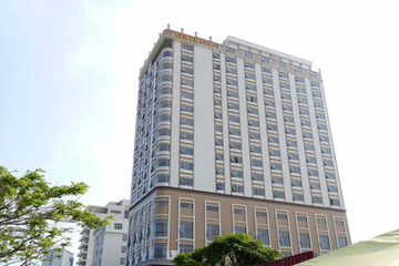 Nhiều khách sạn tại Đà Nẵng vi phạm pháp luật về xây dựng