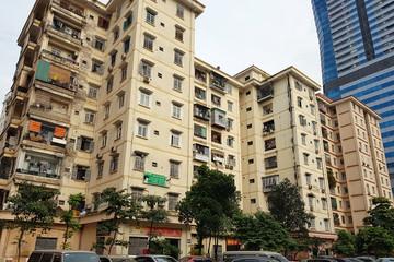 Năm 2018, Hà Nội sẽ xây khoảng 11 triệu m2 sàn nhà ở