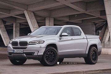 Sếp BMW lo ngại bị Mercedes chiếm hết phân khúc bán tải