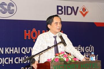 Phó Tổng giám đốc BIDV muốn bán gần hết cổ phần sở hữu