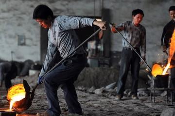Lợi nhuận nhiều công ty thép Trung Quốc tăng gấp đôi nhờ giá thép tăng