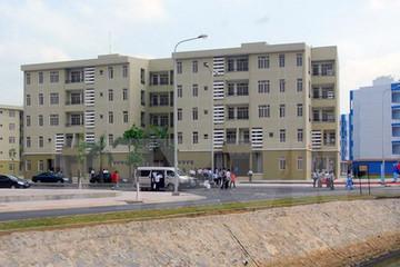 TPHCM: Hàng nghìn căn hộ tái định cư xây xong rồi