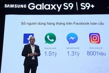 Có 48 triệu người Việt truy cập Facebook từ thiết bị di động