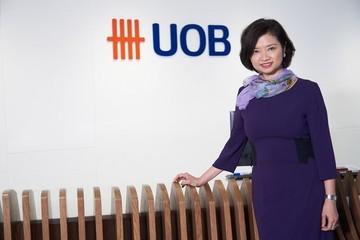5 lời khuyên của nữ tướng UOB dành cho phụ nữ muốn hướng tới vị trí lãnh đạo ngân hàng