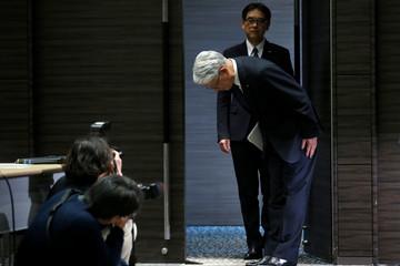 CEO Kobe Steel từ chức sau bê bối làm giả dữ liệu thép