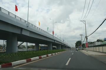 Liên danh Đạt Phương ký hợp đồng xây dựng cầu vượt 500 tỷ đồng