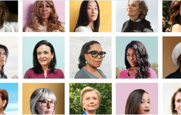 Michelle Phan là một trong 46 phụ nữ đang thay đổi thế giới