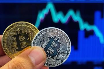 Bitcoin giảm mạnh xuống dưới 9.000 USD