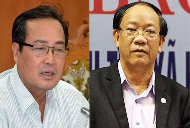 Thủ tướng cảnh cáo Chủ tịch tỉnh Quảng Nam Đinh Văn Thu