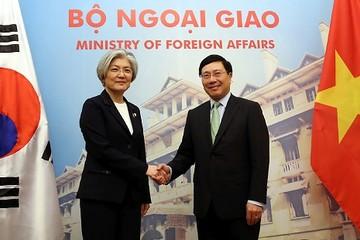 Bộ trưởng Ngoại giao Hàn Quốc: Hướng đến chính sách hướng Nam mới, Việt Nam là đối tác trọng tâm