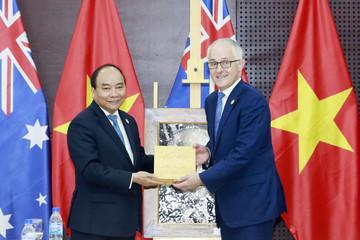 Thủ tướng thăm Australia, New Zealand: Đối tác chiến lược và TPP-11