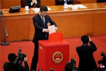 NÓNG: Gần 100% ĐBQH Trung Quốc bỏ phiếu chính thức xóa giới hạn nhiệm kỳ Chủ tịch nước