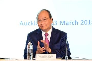 Thủ tướng: Chính phủ 'dạm ngõ' để doanh nghiệp Việt Nam, New Zealand 'kết hôn'