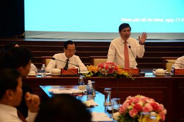Chủ tịch UBND TP.HCM cam kết: Mỗi năm chỉ kiểm tra doanh nghiệp một lần