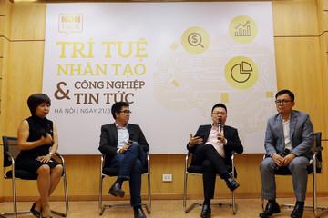 NDH Talk 07: Trí tuệ nhân tạo và Công nghiệp tin tức