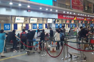 Phạt chủ đầu tư xây ga quốc tế Đà Nẵng hơn 450 triệu đồng