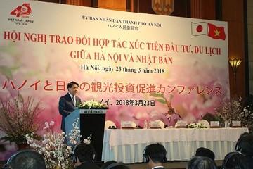 Doanh nghiệp Nhật rót hơn 980 triệu USD vào Hà Nội trong 2 năm
