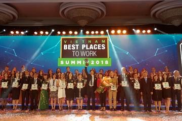 Vinamilk dẫn đầu bảng xếp hạng 100 nơi làm việc tốt nhất Việt Nam