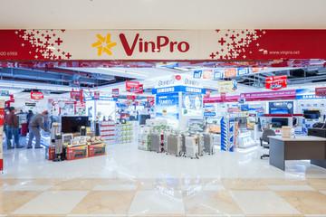 Vingroup thành lập công ty mới tách từ VinCommerce