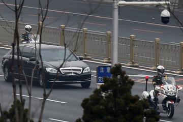 SCMP: Ông Kim Jong Un đã rời Bắc Kinh