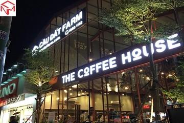 The Coffee House mua mảng cà phê của Cầu Đất Farm
