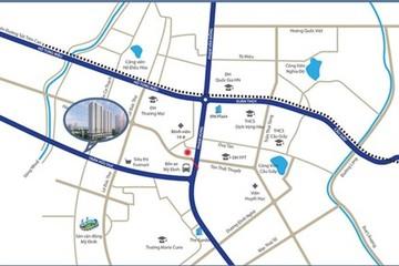 """Con đường khu đất vàng 9.900m2 ở Mỹ Đình từ đất Nhà nước giao…về tay Phục Hưng Holdings, """"biến"""" thành dự án căn hộ cao cấp như thế nào?"""