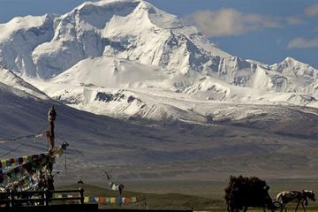Trung Quốc xây hệ thống tạo mưa khổng lồ cho Tây Tạng