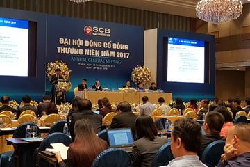 ĐHĐCĐ SCB: Sẽ xử lý 4.300 tỷ nợ xấu, chuyển dịch mô hình kinh doanh tăng thu ngoài lãi