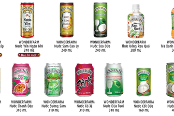 Thực phẩm Quốc tế muốn mua lại thương hiệu Wonderfarm với mức giá tối đa 200,000 USD