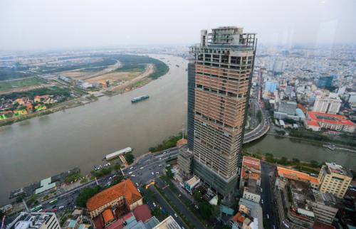 Đấu giá tòa nhà Saigon One Tower