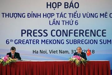 Hơn 60 tỷ USD sắp đổ vào các nước Mekong