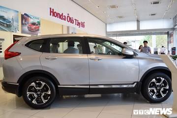 Bảng giá ô tô Honda tháng 4/2018: Giá xe không ổn định, 4 dòng xe nhập khẩu bất ngờ tăng giá