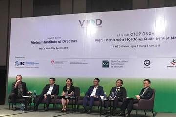 Ra mắt Viện Thành viên HĐQT để thúc đẩy quản trị công ty tại Việt Nam
