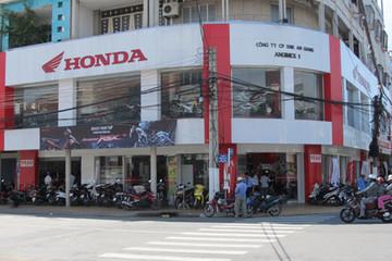 Angimex chuyển trọng tâm từ gạo sang bán xe máy Honda, kế hoạch lãi 2018 tăng 55%