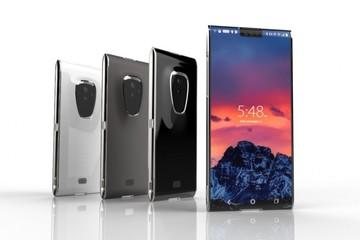 Foxconn sản xuất smartphone kiêm ví tiền ảo giá gần 1.000 USD