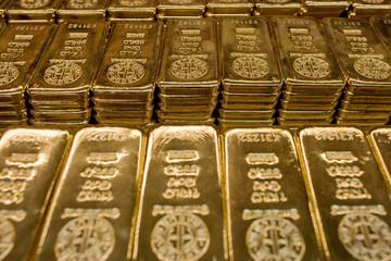 Giá vàng giảm do căng thẳng thương mại Mỹ-Trung hạ nhiệt