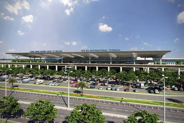 80.000 tỷ đồng đầu tư xây dựng đường cất hạ cánh số 3 ở sân bay Nội Bài
