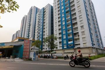 Bộ Xây dựng kiểm định chất lượng chung cư Carina Plaza sau vụ cháy