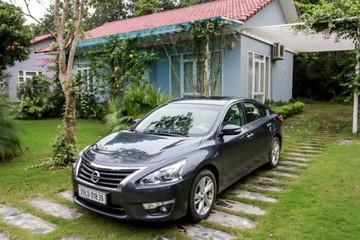 Nissan giảm giá xe Teana hơn 100 triệu đồng