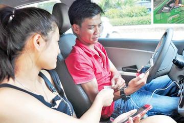 Toan tính mới của taxi truyền thống sau thương vụ Grab mua Uber